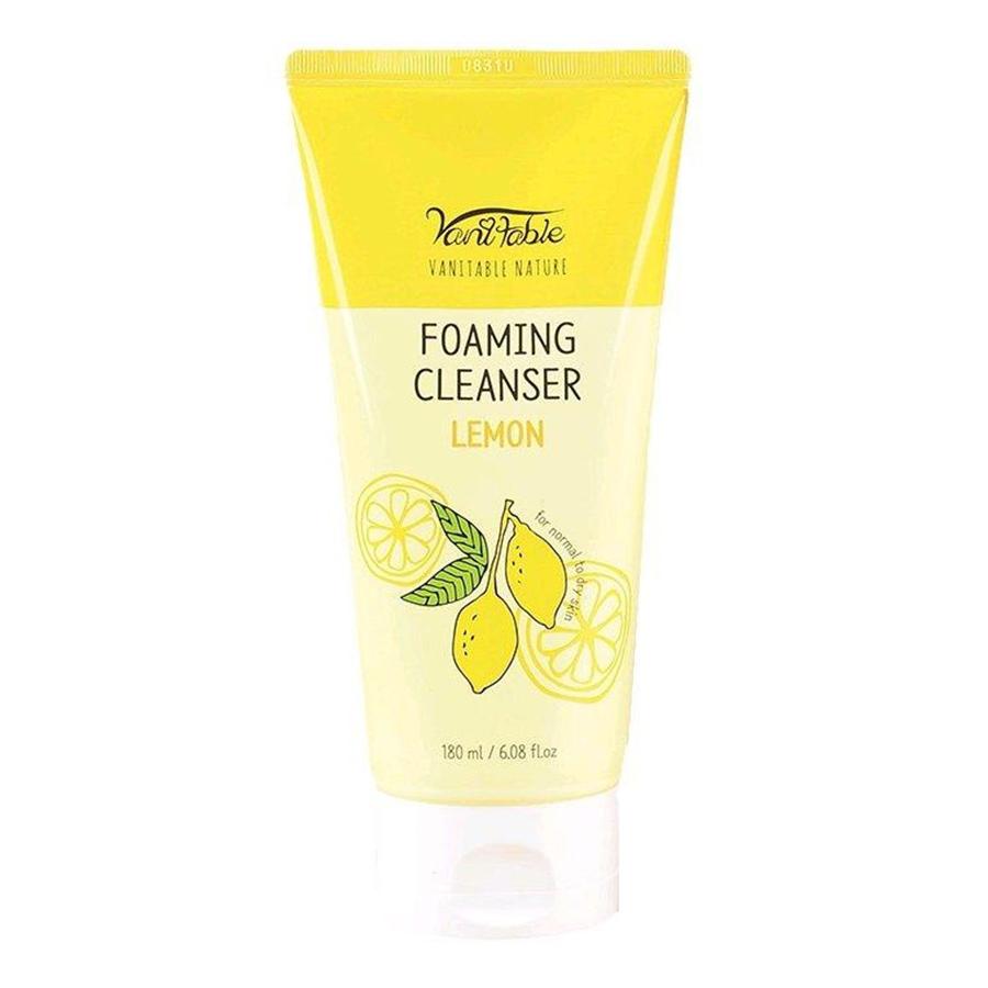 Vanitable Nature Lemon Foaming Cleanser