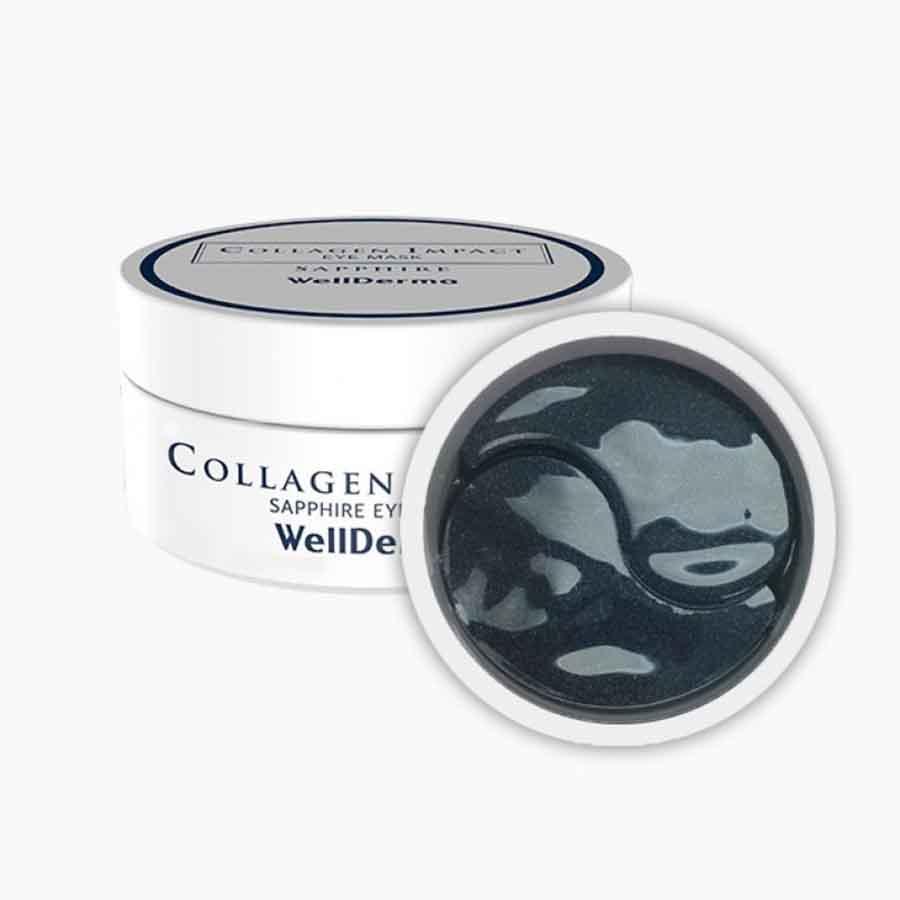 WellDerma Collagen Impact Sapphire Eye Mask
