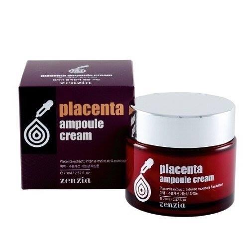 ZENZIA Placenta Ampoule Cream