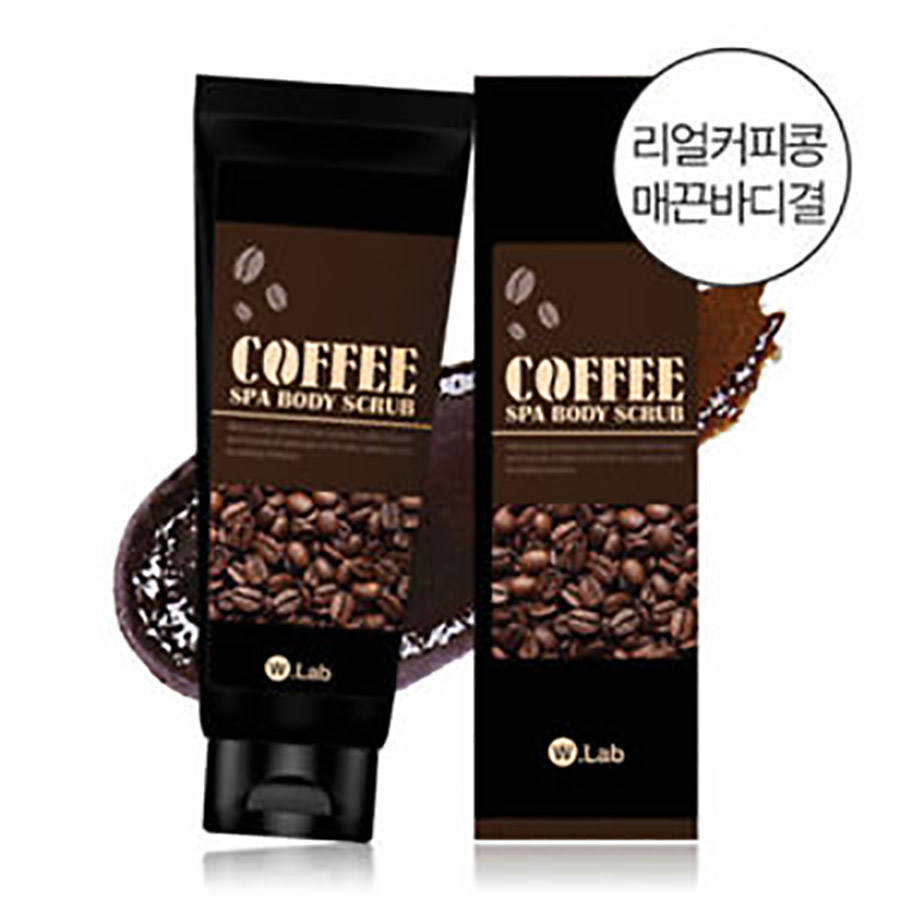 W.LAB Coffee Spa Body Scrub