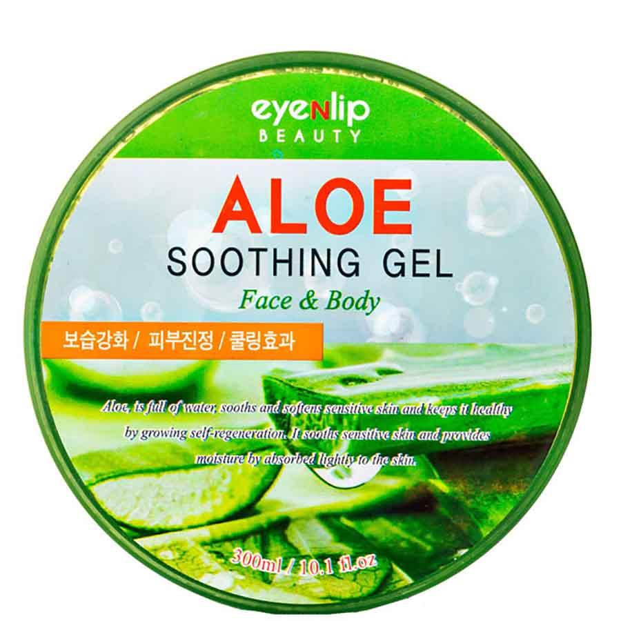 Универсальный увлажняющий и успокаивающий гель с 98% Алоэ Eyenlip 300мл