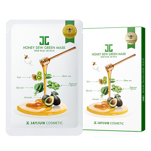 JAYJUN Honey Dew Real Green Mask