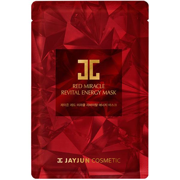 JayJun Red Miracle Revital Energy Mask