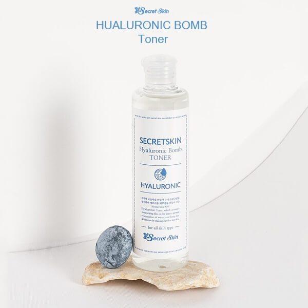 Secret Skin Hyaluronic Bomb Toner
