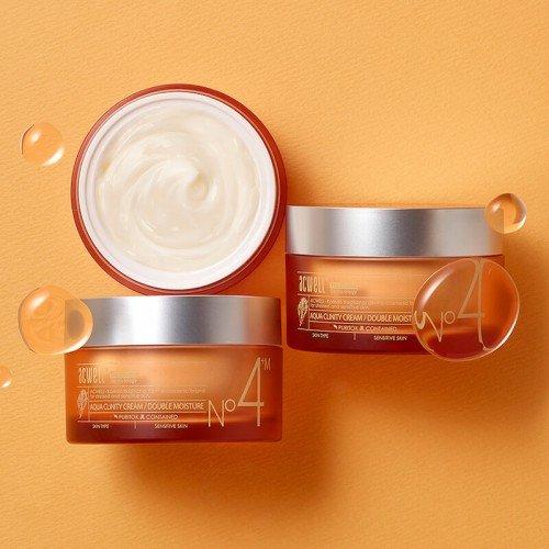 Интенсивно увлажняющий крем для чувствительной кожи ACWELL, 50мл