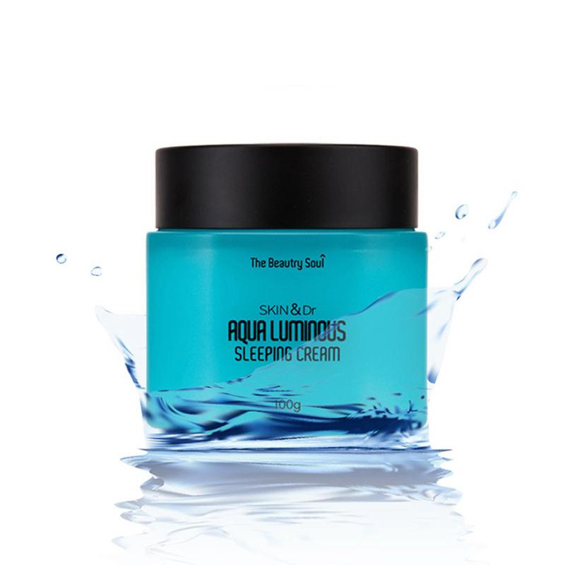 Skin&Dr Aqua Luminous Sleeping Cream