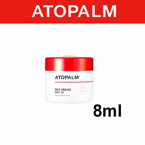 Крем с многослойной эмульсией Atopalm, 8мл