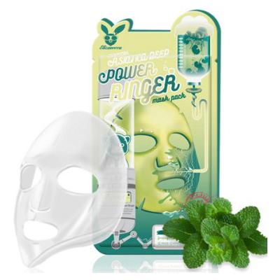 Тканевая маска для лица с экстрактом центеллы ELIZAVECCA, 1шт.