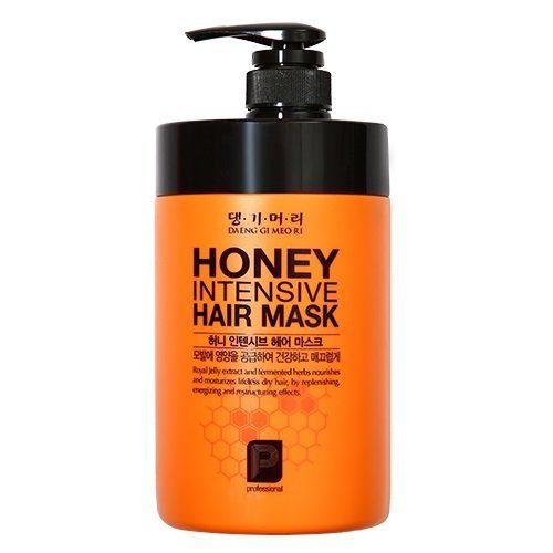 Интенсивная восстанавливающая медовая маска для волос Daeng Gi Meo Ri, 1000мл