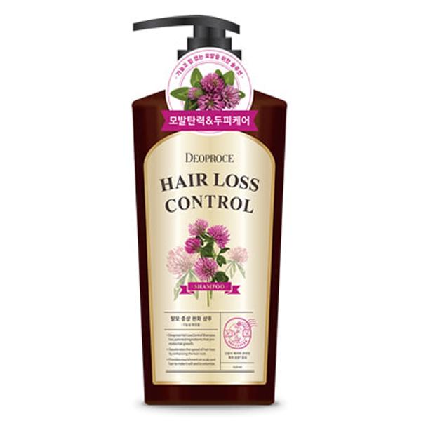 Укрепляющий шампунь от выпадения волос Deoproce, 510мл