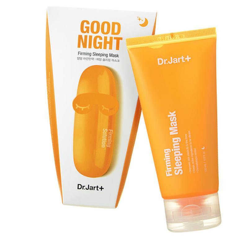 Укрепляющая подтягивающая ночная маска с био-пептидами Dr.Jart+, 120мл