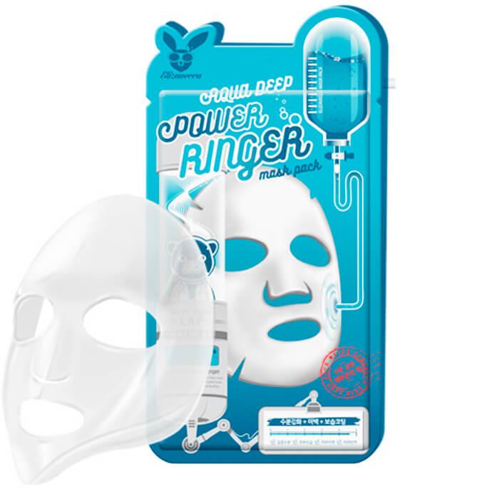 Увлажняющая маска для сухой кожи ELIZAVECCA, 1шт.