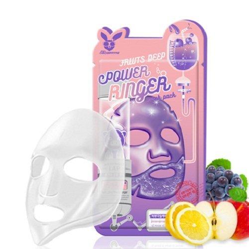 Тонизирующая фруктовая маска для лица Elizavecca, 1шт.