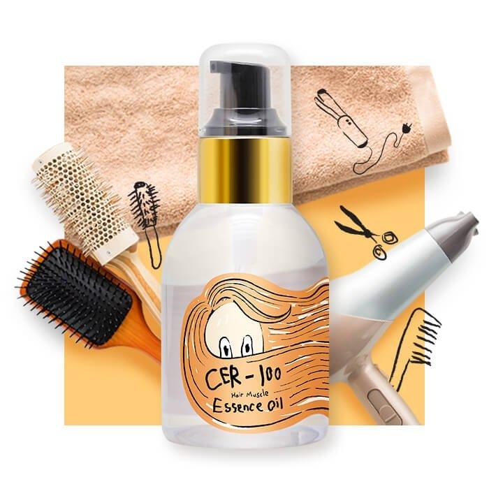 Масло-эссенция для поврежденных волос Elizavecca, 100мл