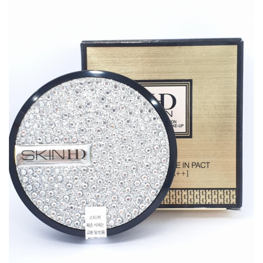 Увлажняющая пудра для лица HD SPF22/PA++, 13г