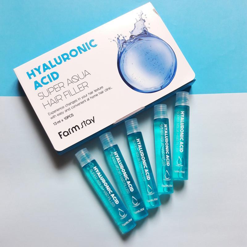 Farm Stay Hyaluronic Acid Super Aqua Hair Filler
