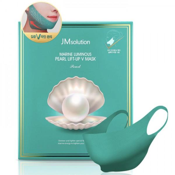 JMsolution Marine Luminous Pearl Lift-up V Mask
