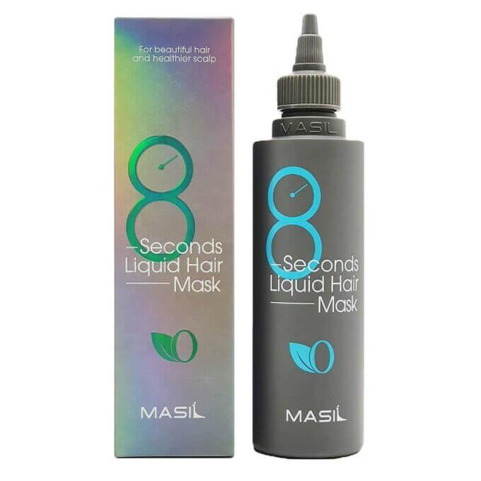 Жидкая маска для объема и восстановления волос Masil, 200мл