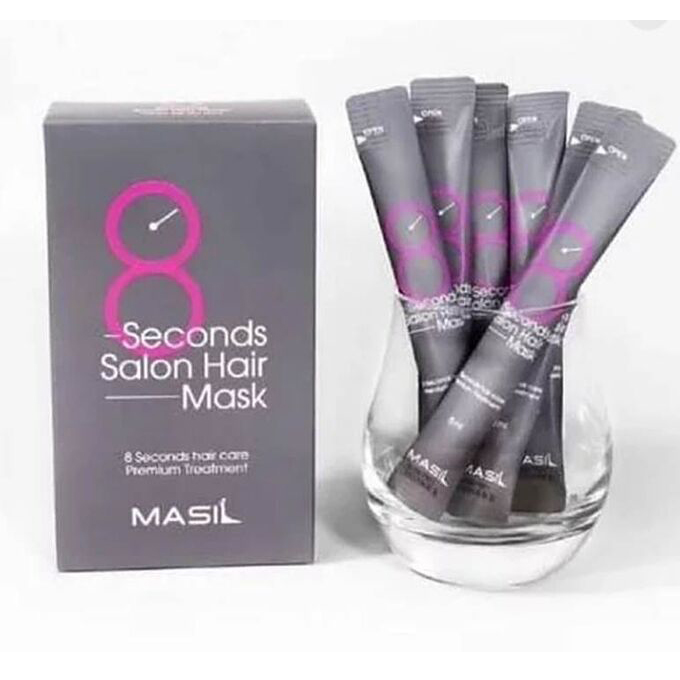 Маска для волос салонный эффект за 8 секунд Masil (пробник), 8мл
