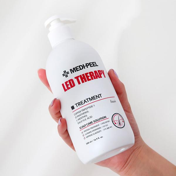 Восстанавливающий кондиционер - маска для волос с пептидами Medi-Peel, 500мл