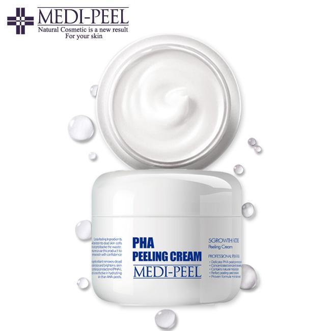 Ночной обновляющий пилинг-крем с PHA-кислотами MEDI-PEEL, 50мл