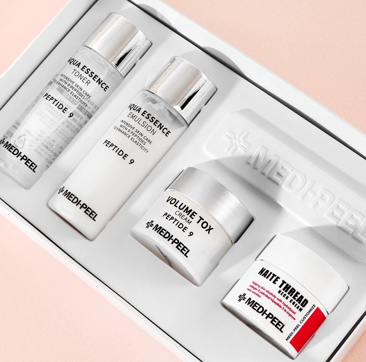 Medi Peel Peptide 9 Skincare Trial Kit
