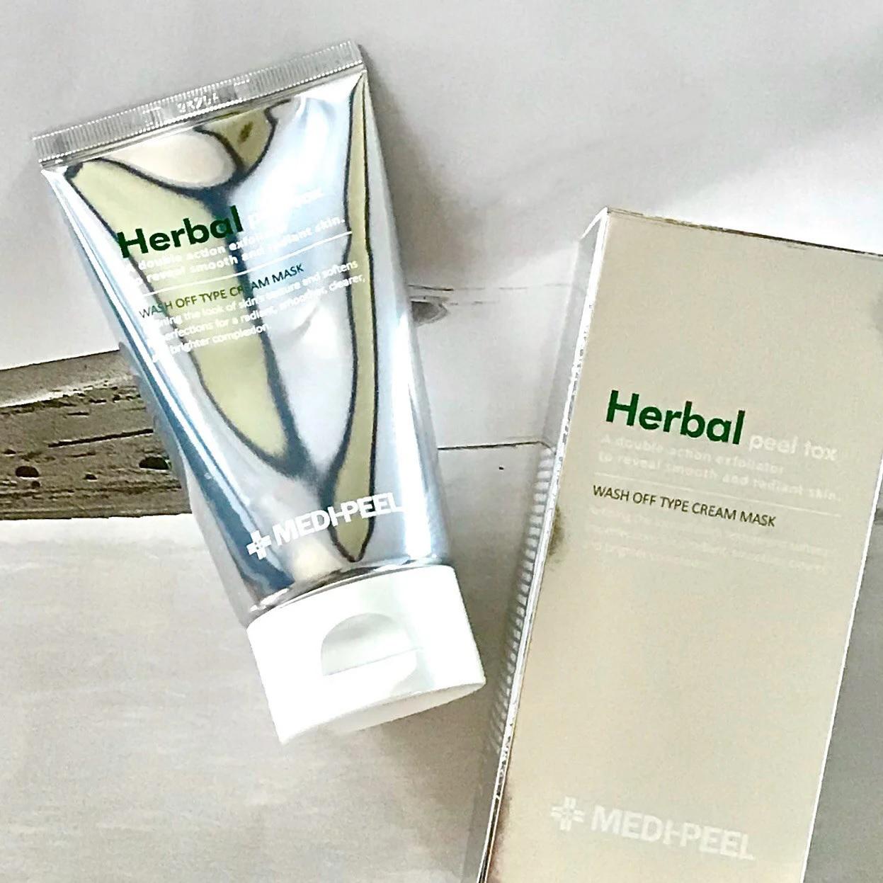 Очищающая маска-пилинг с эффектом детокса Medi Peel, 120г