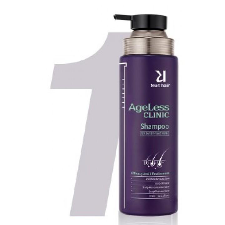 Ru:t Hair AgeLess Clinic Shampoo,