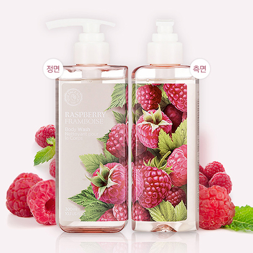 THE FACE SHOP Raspberry Body Wash