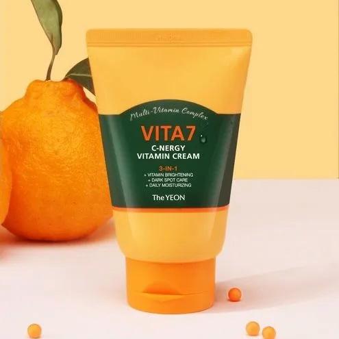 The Yeon Vita7 C-Nergy Vitamin Cream