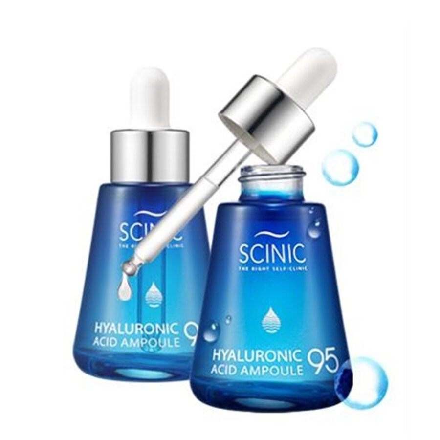 SCINIC Hyaluronic Acid Ampoule 95%