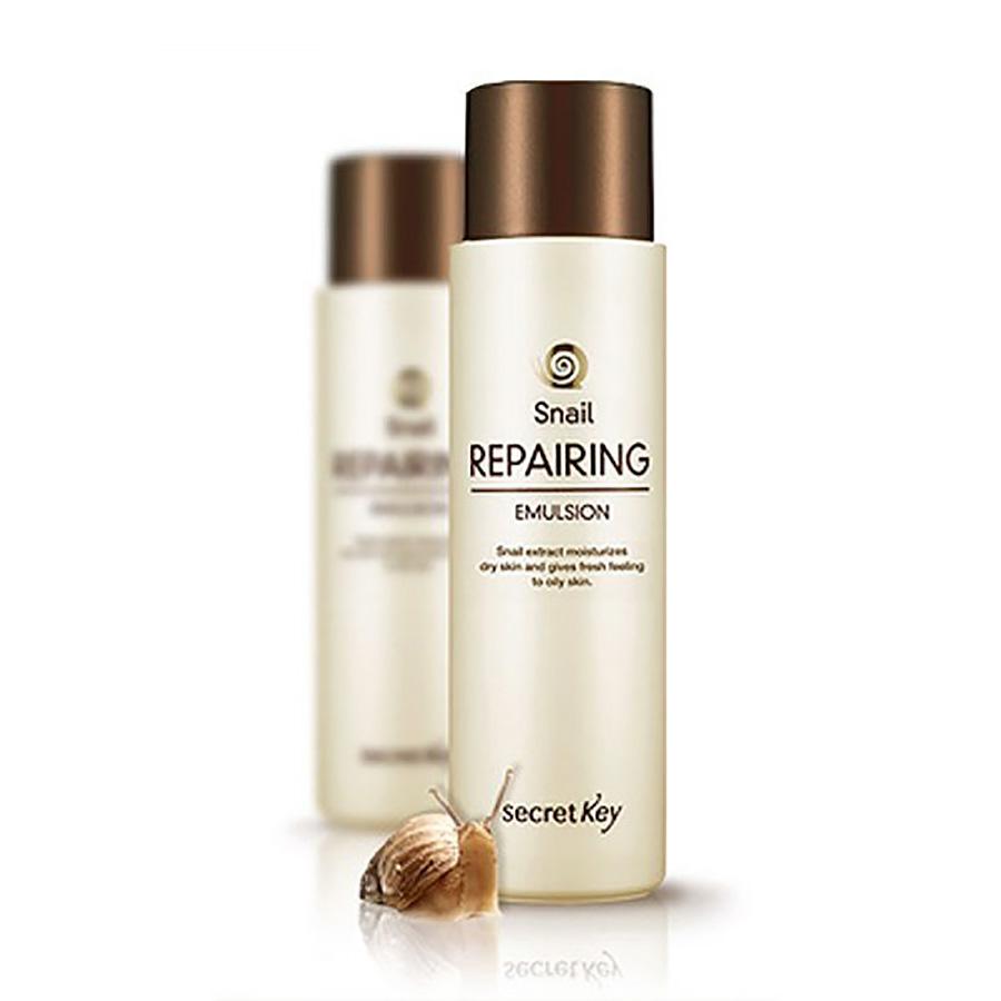 Secret Key Snail Repairing Emulsion